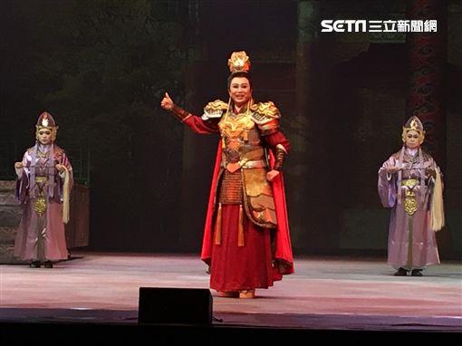 孫翠鳳,明華園,高雄,衛武營,龍城爭霸