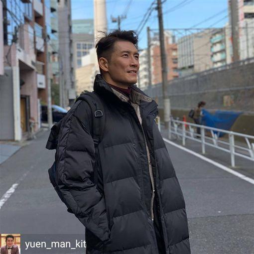 袁文傑 貓 兒子 (圖/臉書)