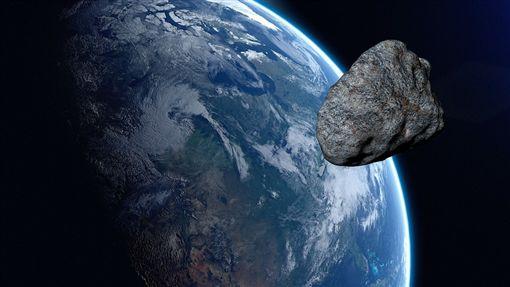 死神,小行星,地球,美國太空總署,NASA (示意圖/取自Pixabay)