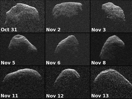 死神,小行星,地球,美國太空總署,NASA (圖/取自NASA)