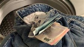 洗衣服,牛仔褲,私房錢/爆笑公社