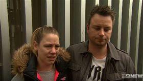 澳洲夫婦遺失手機(圖/翻攝自youtube)