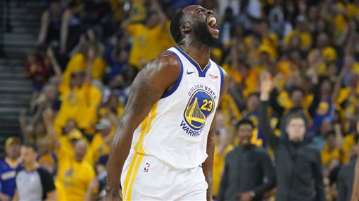 NBA/格林這一招 火箭教頭也盛讚NBA,季後賽,金州勇士,Draymond Green翻攝自推特