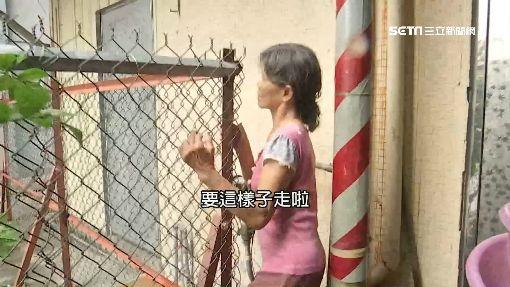 「籠中鳥」家門口圍鐵籬 住戶怒槓地主封路