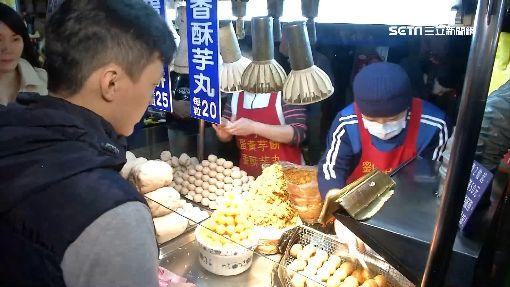 「魷魚、雞肉飯」成吸鈔機 寧夏夜市販變黃金攤