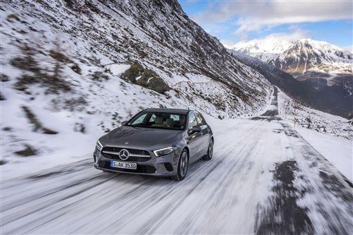 ▲A250推出「零頭款」專案。(圖/Mercedes-Benz提供)