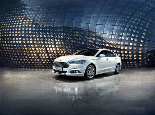 ▲Ford Mondeo(圖/Ford提供)