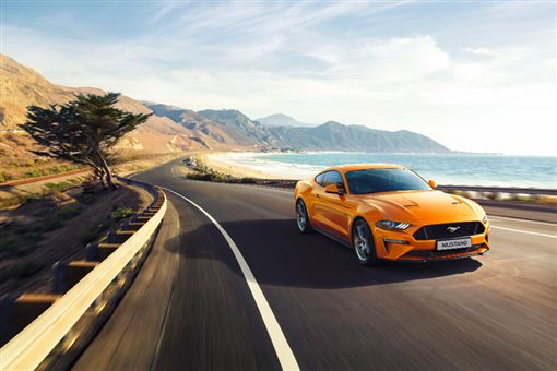 ▲Ford Mustang(圖/Ford提供)