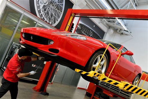 ▲Ferrari推出Ferrari Premium法拉利保養計畫(圖/Ferrari提供)