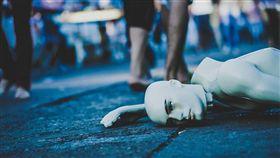 死亡,死,倒臥,暴力,殺人(圖/示意圖/翻攝pixabay)