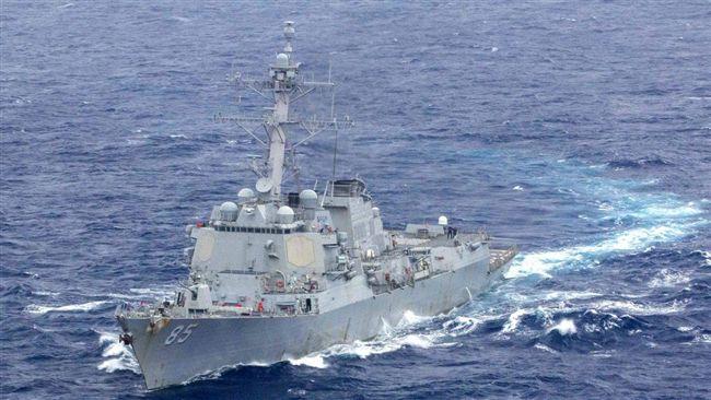 來嚇嚇共軍? 國防部證實:美軍驅逐艦航經台灣海峽