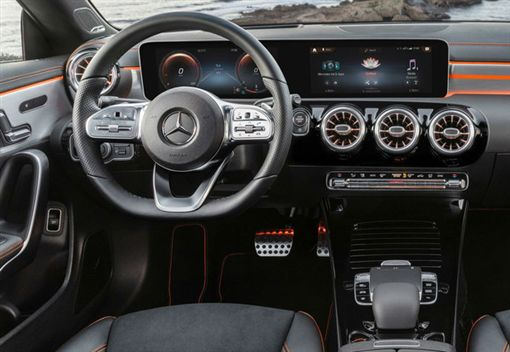 ▲Mercedes-Benz CLA(圖/翻攝網路)