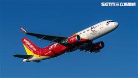 泰越捷航空,台中,曼谷,增班,/泰越捷航空提供