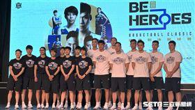 BE HEROES經典賽台灣好手齊聚一堂。(圖/記者劉家維攝影)