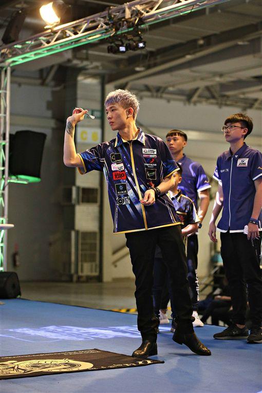 ▲台灣選手蔡子豪參加國內外經典賽事,成績斐然。(圖/大會提供)