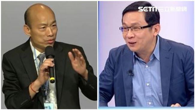 影/爆猛料遭韓國瑜嗆告 陳東豪:1個月了我還在等告訴狀