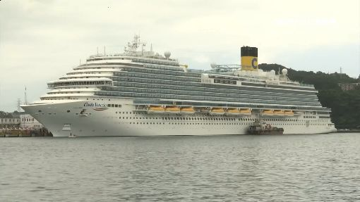 「威尼斯景點搬進船」 旗艦郵輪首登台內裝搶曝