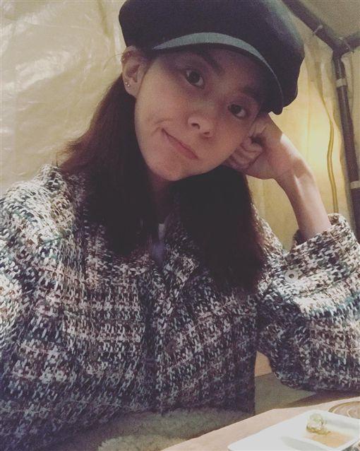 Uie,南韓女星/翻攝自Uie IG