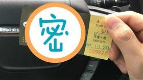 (圖/翻攝自爆廢公社)中古車,二手車,汽車旅館,餐券