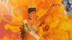烏拉圭小姐Fatimih Davila(圖/翻攝自Fatimih Davila IG)