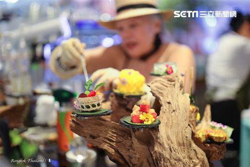 陳耀恩,Ean Chen,甜點,曼谷,浮誇系,森林,下午茶勿用