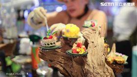 陳耀恩,Ean Chen,甜點,曼谷,浮誇系,森林,下午茶 勿用