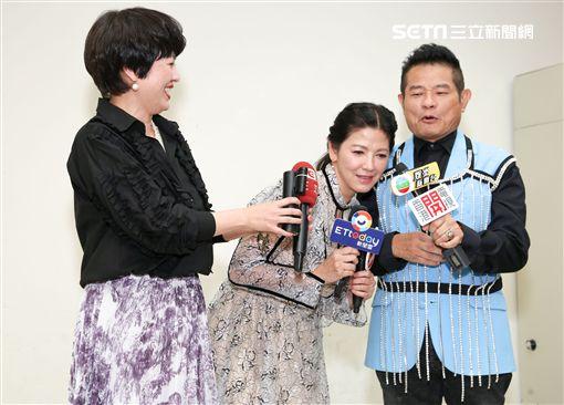 許效舜、苗可麗、陳明真、季忠平 圖/記者林士傑攝影