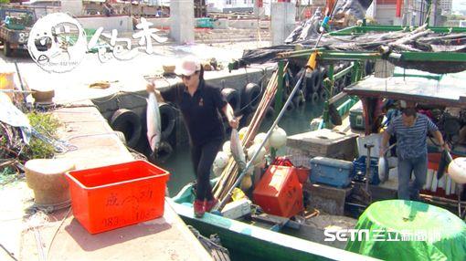 老闆一家從事漁船捕魚