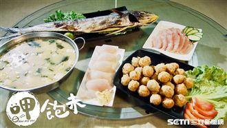 新鮮海鮮直送!強壯魚料理只要15元