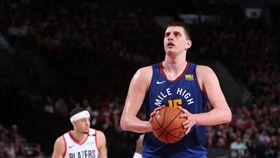 NBA/約基奇「大三元」助金塊扳平 NBA,季後賽,丹佛金塊,Nikola Jokic 翻攝自推特