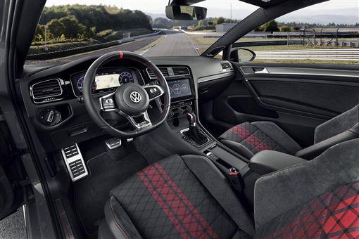 ▲Volkswagen Golf GTI TCR(圖/翻攝網路)