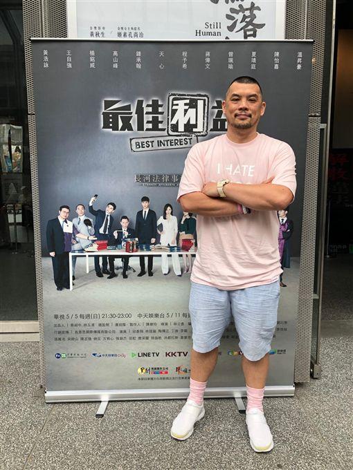 張皓明(艾迪昇提供)