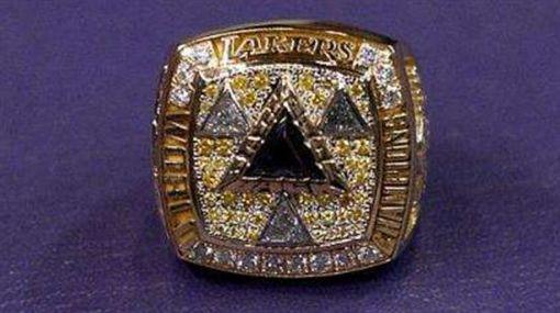 NBA,冠軍戒指,職籃,湖人,賽爾蒂克