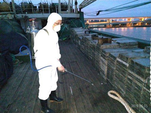 中國漁船,淡水,豬肉,越界捕撈,漁工