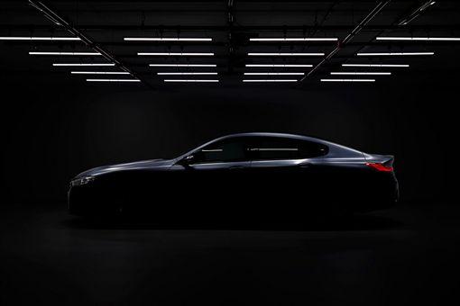 ▲BMW 8 Series Gran Coupe(圖/翻攝網路)