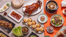 一鴨九吃顛覆想像!烤鴨夾進菠蘿包、鴨蛋布丁滋味驚艷! 九華樓 華泰王子飯店