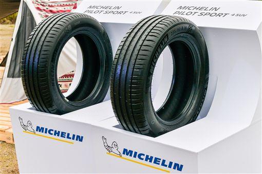 ▲MICHELIN PILOT SPORT 4 SUV輪胎。(圖/MICHELIN提供)