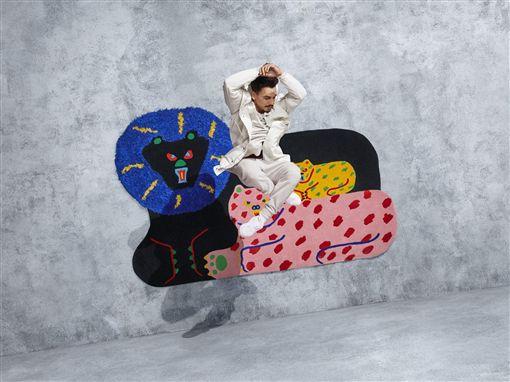 IKEA,地毯。(圖/品牌提供)