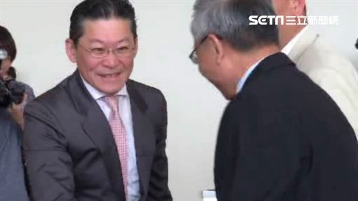 宏泰企業機構執行常董林鴻南(新聞台)