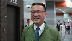 台北市議員、蔡英文總統初選辦公室發言人員阮昭雄。(圖/記者盧素梅攝)