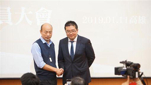 韓國瑜,林鼎超,臉書