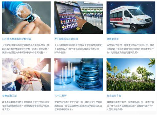 台北,刑事局,高科技錶,詐騙,詐欺,銀行法。翻攝畫面