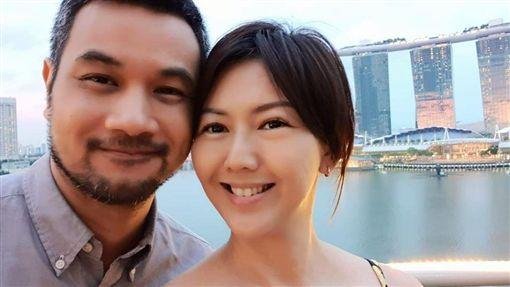 孫燕姿樂慶結婚8週年。(圖/翻攝自孫燕姿IG)