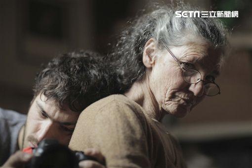 台北電影節,記錄義大利超模貝妮德妲的《我的超模母親》。(圖/台北電影節提供)