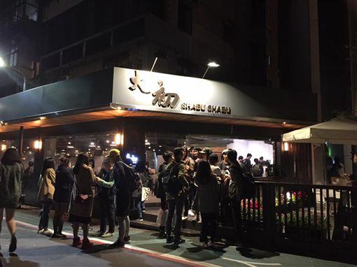 東區房東漲租金,火鍋店「大初 SHABU SHABU」結束營業。(圖/翻攝自大初 SHABU SHABU臉書)