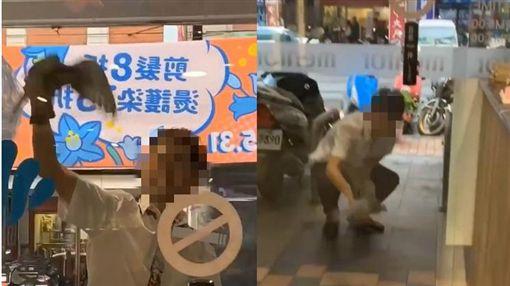 美髮店,虐鴿,爆料公社,新北市
