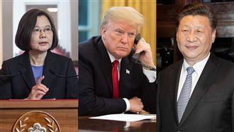 有此一說…蔡總統連任符合中共利益?