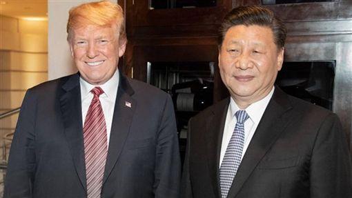 川普、習近平圖翻攝自Donald J. Trump臉書