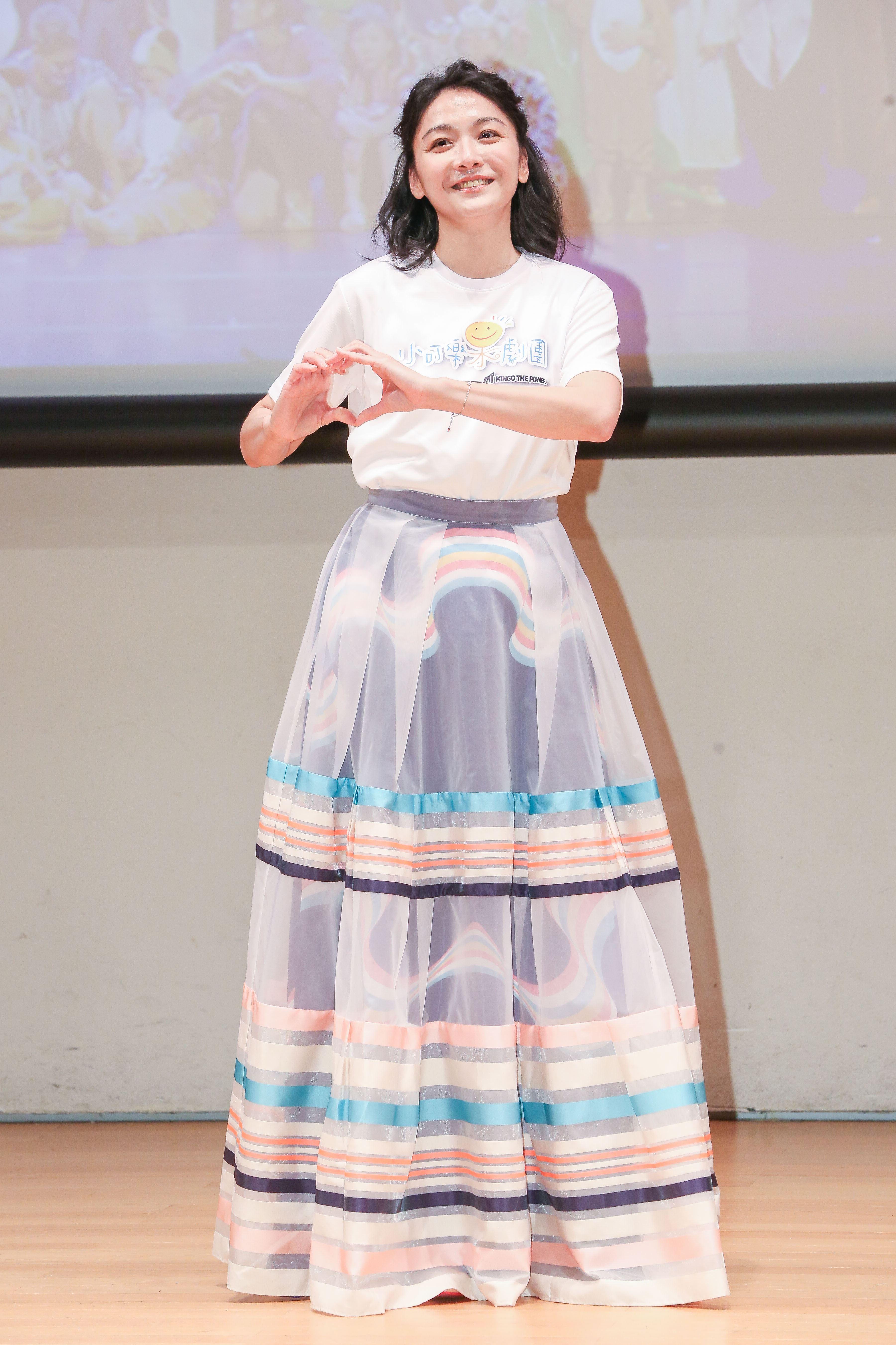 小可樂果為愛發聲感恩音樂會藝人江祖平。(記者林士傑/攝影)