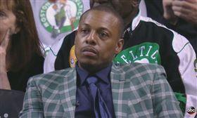 NBA/老皮看衰公鹿…慘被球迷嗆爆 NBA,季後賽,波士頓塞爾提克,Paul Pierce 翻攝自推特